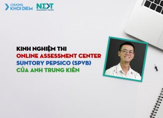 chuong khoi diem next management trainee online assessment center trung kien