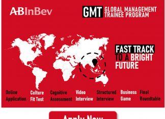 AB InBEV Global Management Trainee 2021 chuong khoi diem next management trainee