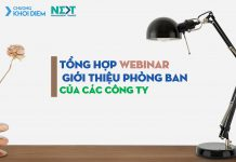 chuong khoi diem next management trainee tong hop webinar ve phong ban