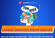 Lazada Logistics Youth Career