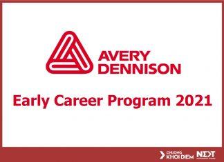 Avery Dennison Early Career Program 2021
