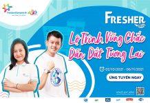 FrieslandCampina Việt Nam (FCV) Fresher 2021